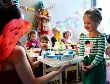 День рождения в Театрально-досуговом клубе «Дубы-Колдуны»
