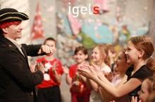 День рождения в Igels live club