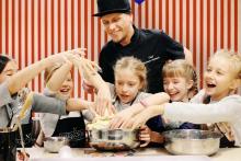Кулинарная школа «Игра столов»