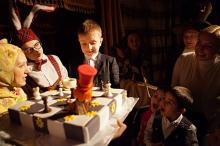 День рождения в театре Karlsson Haus
