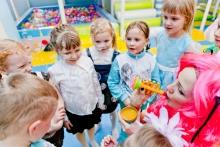 Детская игровая площадка Kids Land