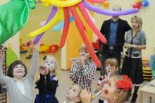 День рождения в Игротеке Маленькая страна