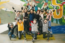 Роллердром Skate Town