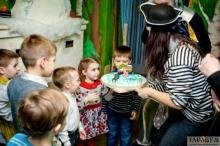 День рождения в интерактивном театре Тарабум